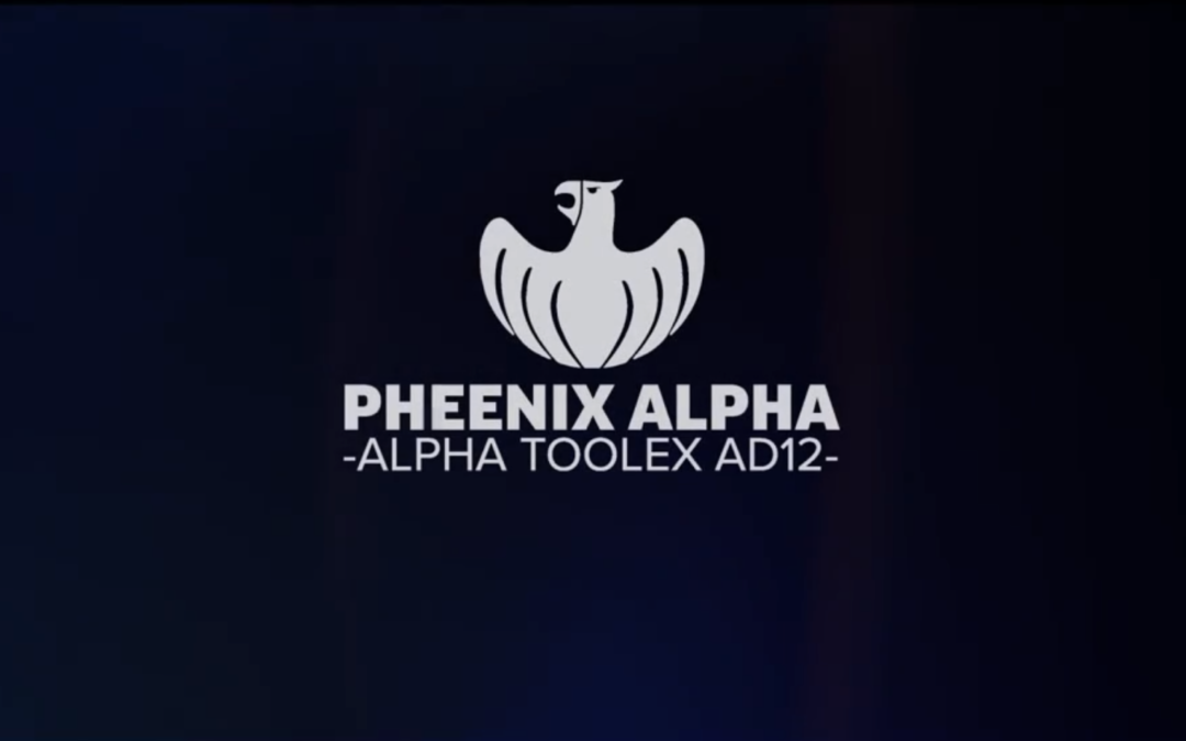Pheenix Alpha's new website is up and running