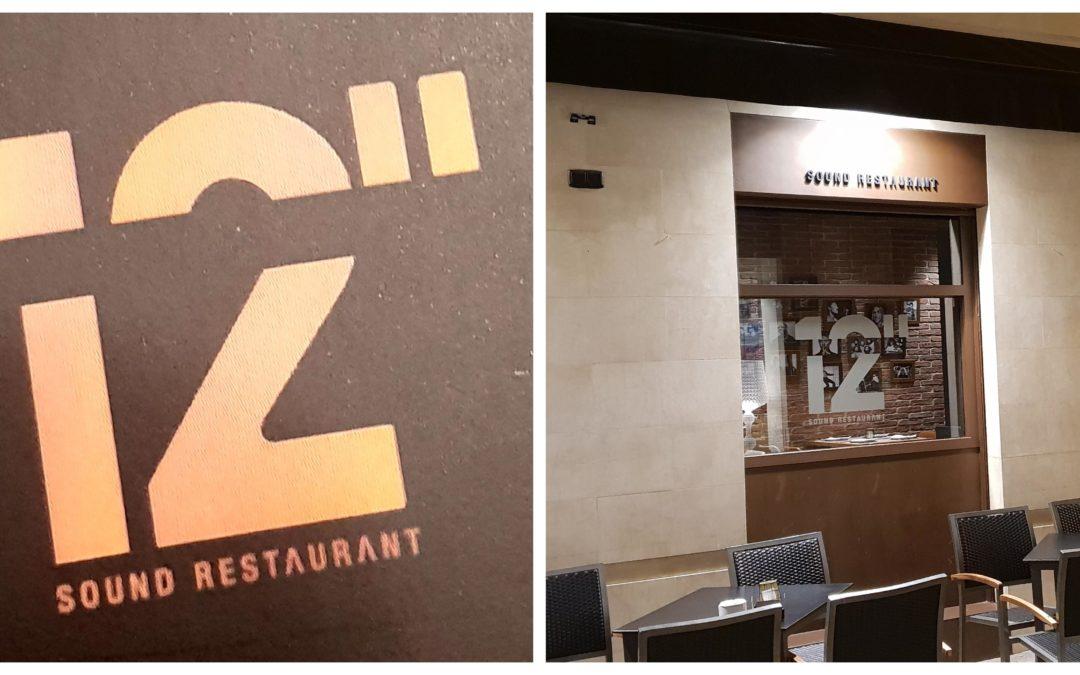 "12"" restaurant"